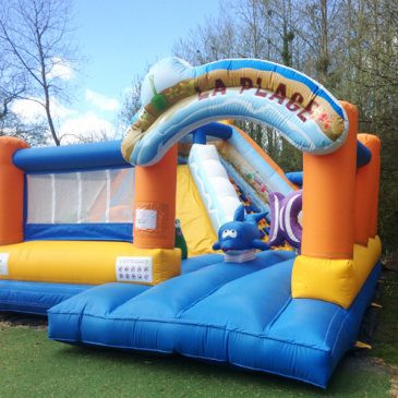 New equipments for children