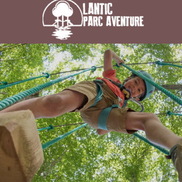 An adventure park near the campsite will open on April 6, 2019