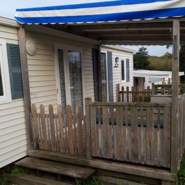 Mobil-Home Louisiane année 2010